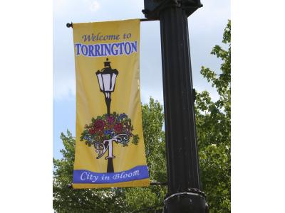 City of Torrington Banner
