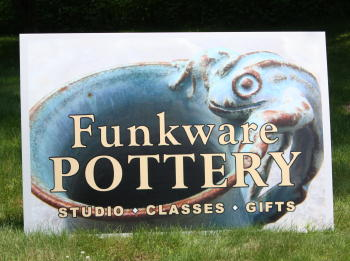 Business Site Sign