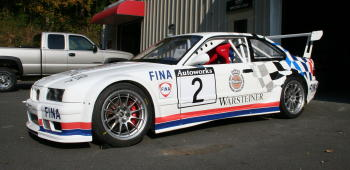 Race Car Graphics & Wrap